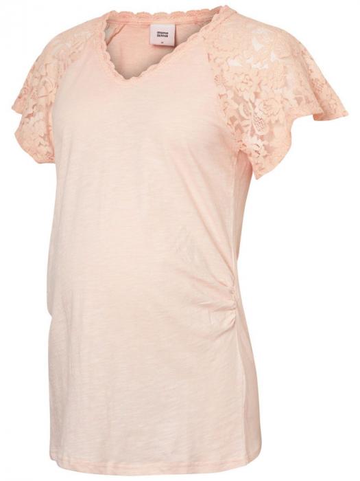 Tricou pentru gravide din bumbac Mamalicious Malika 3