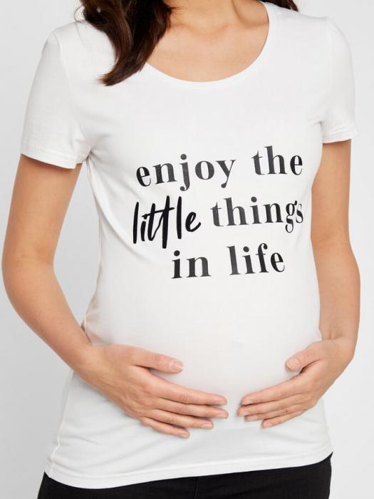 Tricou-pentru-gravide-din-bumbac-organic-Mamalicious-Anora 3