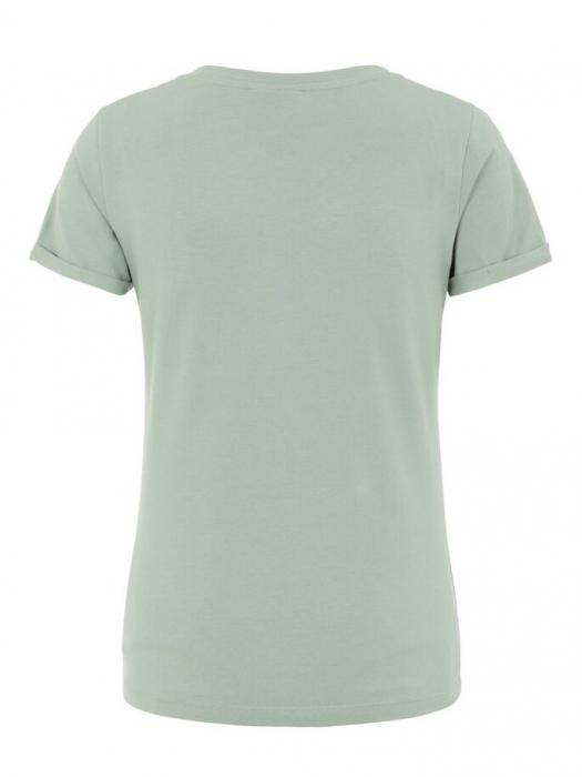 Tricou pentru gravide Lucca Green Bay 5