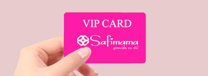 Vip Card Safimama [0]