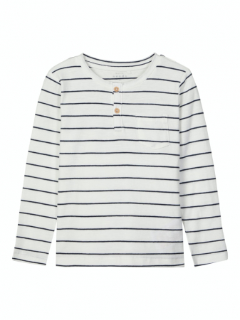 Bluza baieti, bumbac organic - Valentin white0