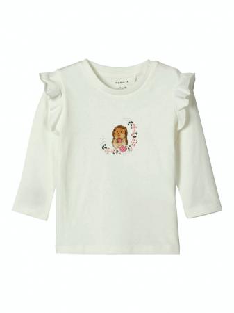 Bluza bebelusi, bumbac organic, fete - Karen White0