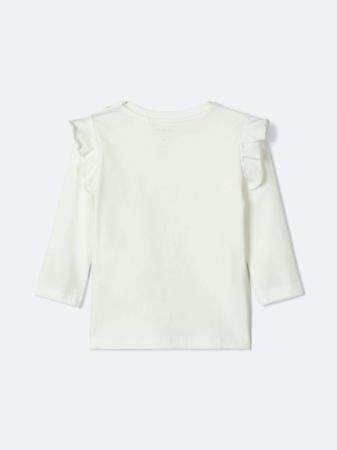 Bluza bebelusi, bumbac organic, fete - Karen White3
