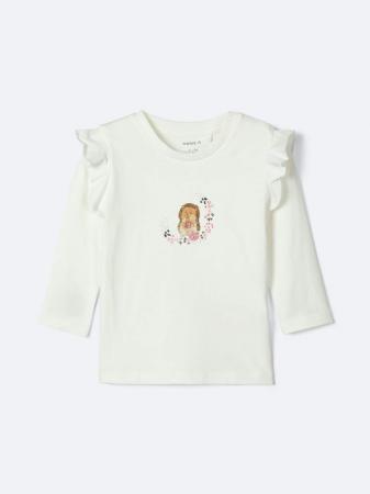 Bluza bebelusi, bumbac organic, fete - Karen White2