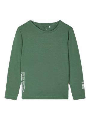 Bluza copii, bumbac organic, baieti - Name It Talli
