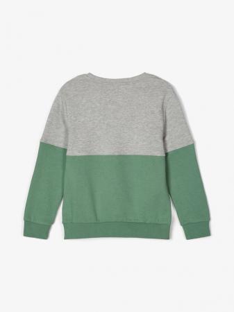 Bluza copii, bumbac organic, baieti - Name It Valdor Ivy2