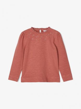 bluza-copii-bumbac-organic-fete-name-it-thura-rose [0]