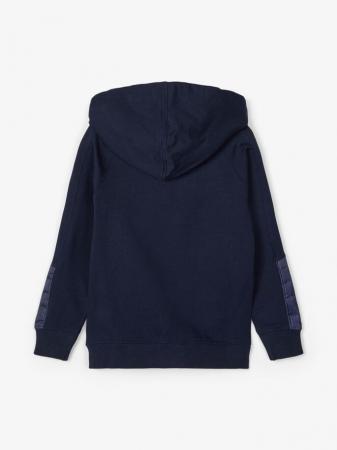 Bluza cu fermoar, bumbac organic, baieti – Name It Tam1