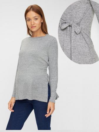 Bluza gravide, material extrem de moale - Mamalicious Ila0