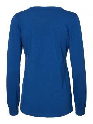 Bluza gravide si alaptare din bumbac organic Kimmi5