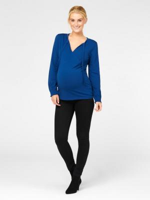 Bluza gravide si alaptare din bumbac organic Kimmi2