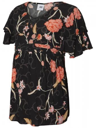 Bluza pentru gravide Mamalicious Oriental1