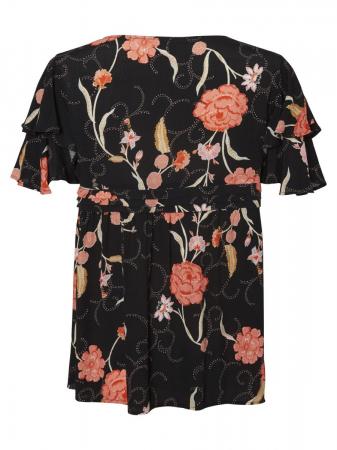 Bluza pentru gravide Mamalicious Oriental2