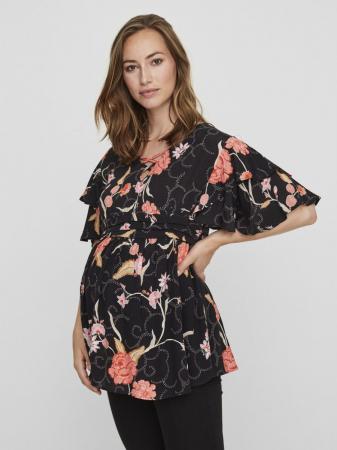Bluza pentru gravide Mamalicious Oriental0