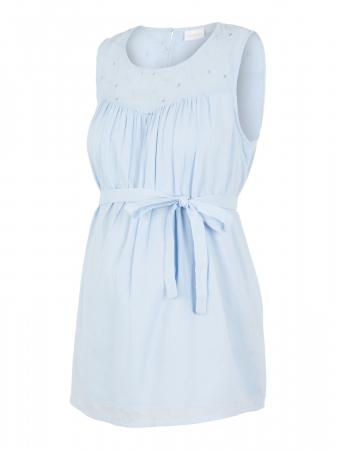 Bluza pentru gravide din bumbac organic Mamalicious Malina5