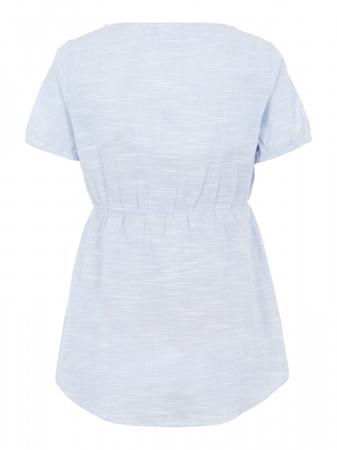 Bluza pentru gravide si alaptare din bumbac Mamalicious Ollie3
