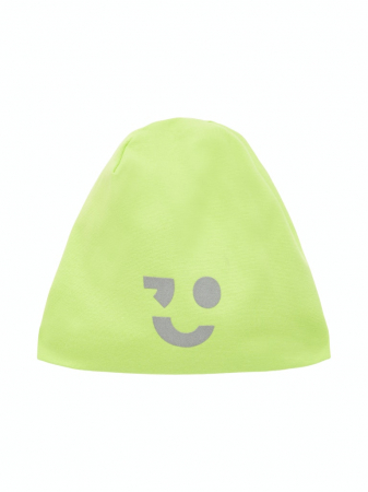 Caciula copii, din bumbac, unisex - Name It Maxi Lime0