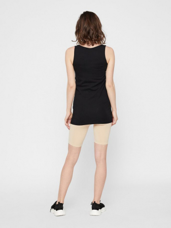 Chilot tip pantalon pentru gravide Mamalicious Tia crem4