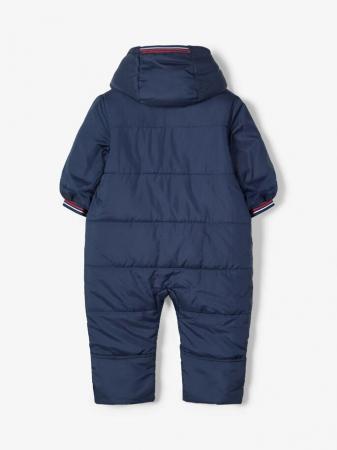 Combinezon iarna bebelusi, matlasat, baieti – Name It Mingo1
