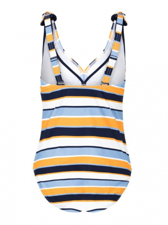 Costum baie gravide si alaptare Russel Stripe4