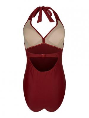 Costum de baie pentru gravide Mamalicious Syrah2