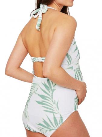 Costum de baie pentru gravide Mamalicious Palm2