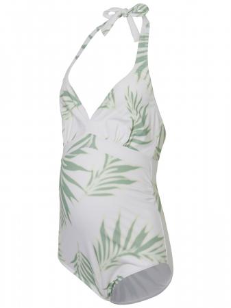 Costum de baie pentru gravide Mamalicious Palm3