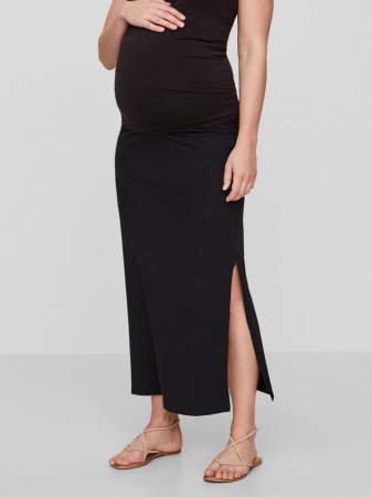 Fustă pentru gravide Mamalicious Lea lungă2
