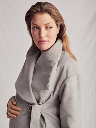 Palton pentru gravide Mamalicious Ronya3