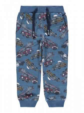Pantaloni baieti, bumbac organic – Name It Robert Stellar0