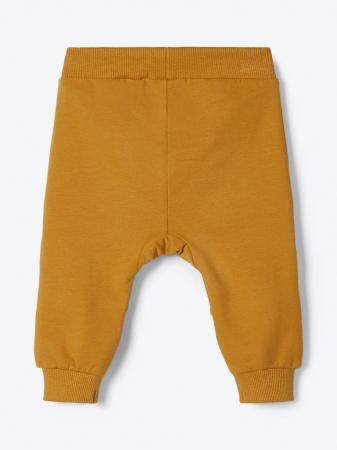 Pantaloni bebelusi, bumbac organic, baieti - Kifun3