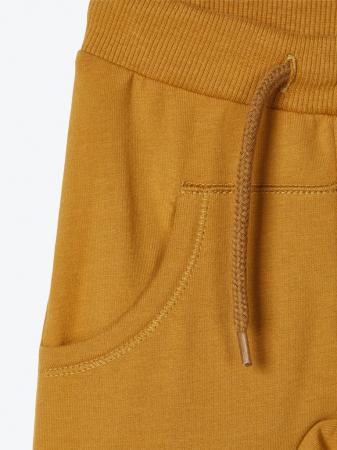 Pantaloni bebelusi, bumbac organic, baieti - Kifun1