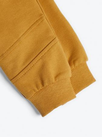 Pantaloni bebelusi, bumbac organic, baieti - Kifun2