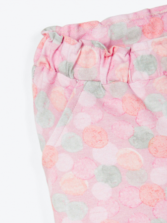 Pantaloni bebelusi, bumbac organic, fete - Josefine2