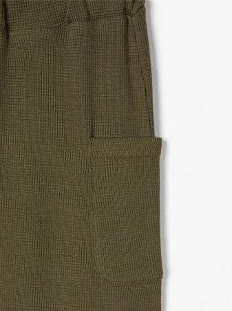 Pantaloni copii, bumbac organic, baieti – Name It Thors Ivy3