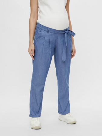 pantaloni-de-vara-gravide-bumbac-organic-mamalicious-milana [2]