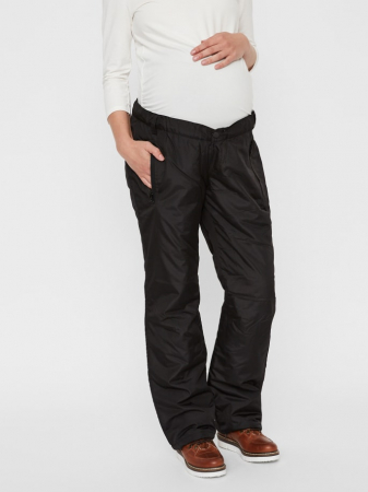 Pantaloni gravide matlasati Mamalicious Sue2