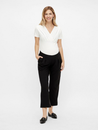 Pantaloni gravide, office-casual - Mamalicious Ida2