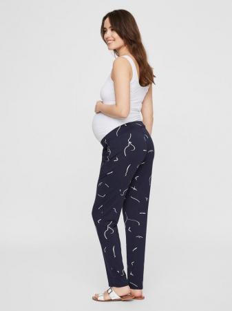 Pantaloni lejeri pentru gravide Mamalicious Effy1