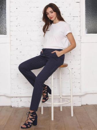 Pantaloni pentru gravide Mamalicious Hilda office-casual7