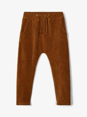 Pantaloni raiati unisex - Name It Nohs0