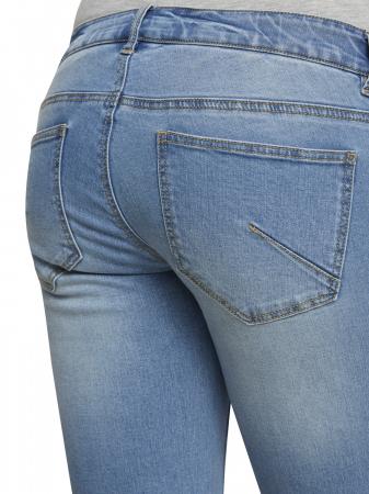 Pantaloni scurți de blugi pentru gravide Mamalicious Friday5