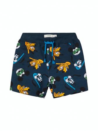 Pantaloni scurti copii, bumbac organic, baieti – Name It Mickey0