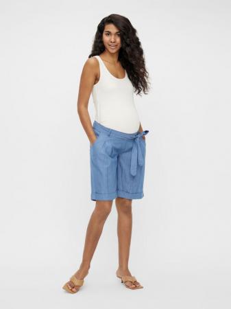 pantaloni-scurti-gravide-bumbac-organic-mamalicious-milana [0]