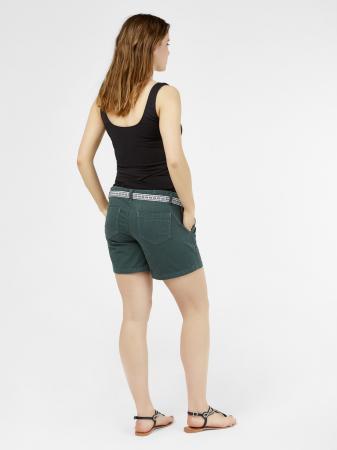 Pantaloni scurti pentru gravide Mamalicious Cancun din twill5