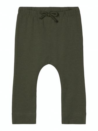 Pantaloni trening copii, bumbac organic, baieti – Name It Nifuks Ivy0