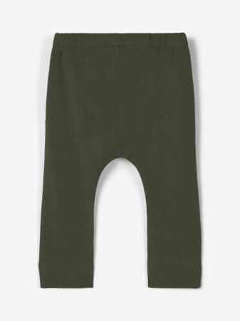Pantaloni trening copii, bumbac organic, baieti – Name It Nifuks Ivy1