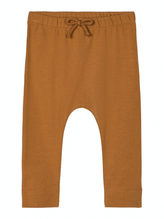 Pantaloni trening copii, bumbac organic, baieti – Name It Nifuks Monks0