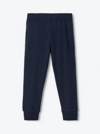 Pijama baieti, bumbac organic - Ani2
