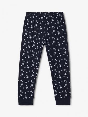Pijama copii, bumbac organic, fete - Name It Peppa Pig2